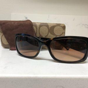 EUC Authentic Coach Sunglasses
